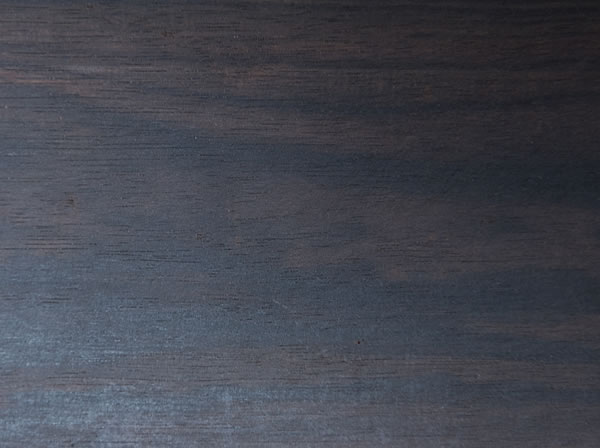 極致工藝:黑檀木