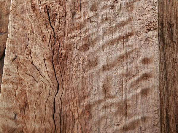 極致工藝:風化老樟虎班